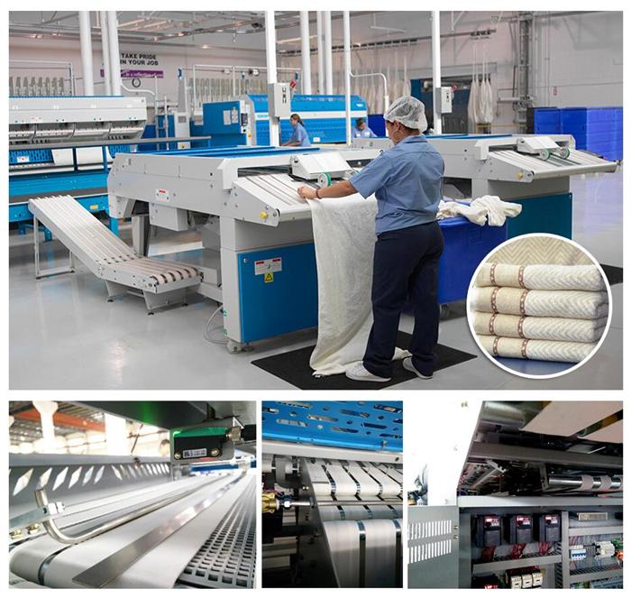 MJZD毛巾自动折叠机产品细节图