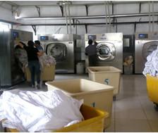 承接上海铁路局南京洗衣厂工程